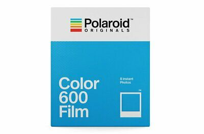 Polaroid Originals 600 Format Colour Film - FLAT-RATE AU SHIPPING!