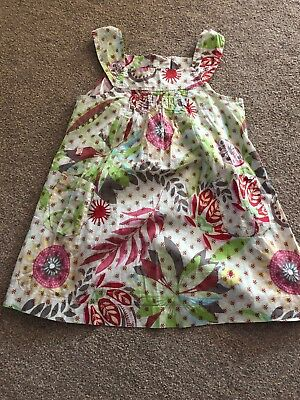 NEXT Girls Summer Top, Blouse, Floaty, Age 8 Years