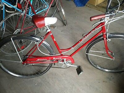 Vintage antique collectible touring  Schwinn  bicycle