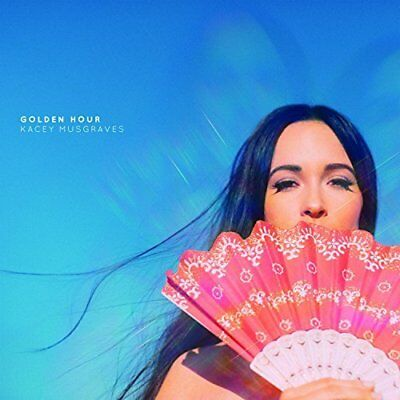 `musgraves, Kacey`-Golden Hour (Uk Import) Cd New