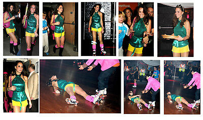 K5 Kate Middleton 9 roller girl leggy mixed quality 6x4 inch photos