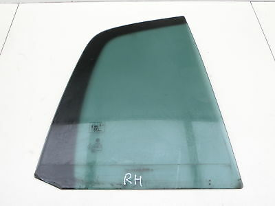 right rear triangle Side Window Disc Ri Rear Tinted for VW Golf Plus 5M 04-08