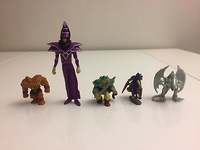 Lot De Figurines / Personnages Yu Gi Oh