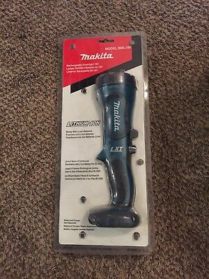 New Makita 18 Volt LXT Lithium Ion Xenon Flashlight (Tool Only) # BML185