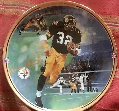 Pittsburgh Steelers Franco's Emmaculate Reception #2629A new in box Bradford Ex