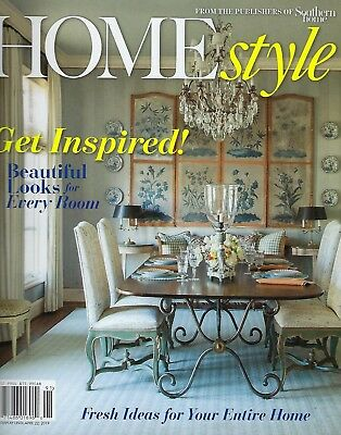 Southern Home Style  March / April 2019