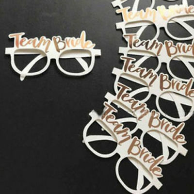 10 TEAM BRIDE GLASSES STRAWS SASHES HEN NIGHT PARTY PHOTO PROPs Hen Party Tattoo