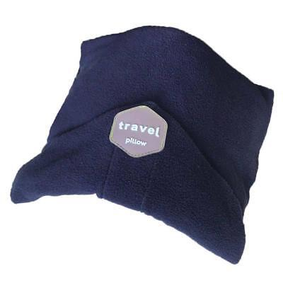 Travel Pillow Scientifically Proven Neck Support Airplane Soft Scarf Pillow PM