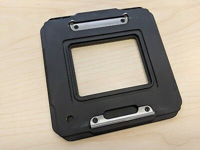 Cambo SLW 88 Back plate for Phase One / Mamiya digital backs for Cambo bodies