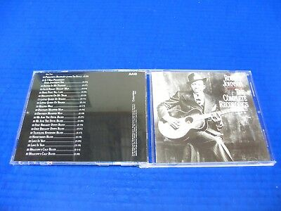 Robert Johnson - The Complete Recordings - Blues CD (Disc Two Only) Excellent