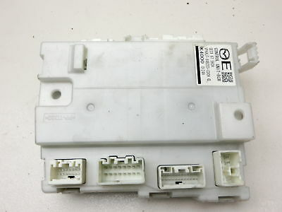 Control POS. 4 Unit Comfort BCM for Mazda 6 GH 10-12 GES1-67560A 14B205-C00A