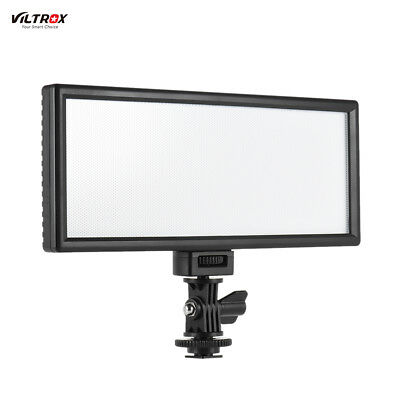 Viltrox L132T Ultra-thin LED Video Light Photography Fill Light for Canon Camera