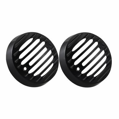 Pair Protector Indicator Blinker Grill Covers For Royal Enfield Classic 500