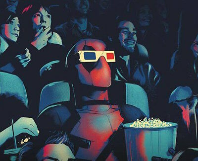 Digital HD Movie Codes - Deadpool | Usual Suspects | And More...