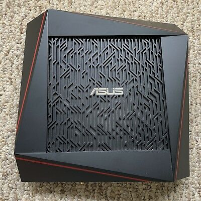ASUS RT-AC5300 5300 Mbps 4-Port Wireless AC Router with Asuswrt-Merlin  firmware