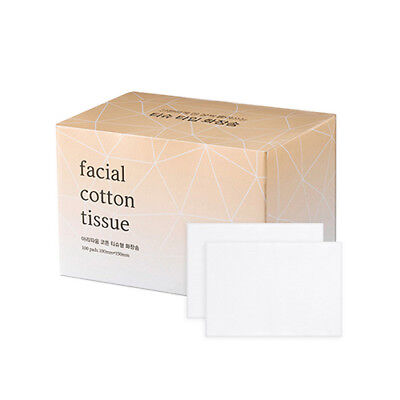 [ARITAUM] Facial Cotton Tissue 100ea