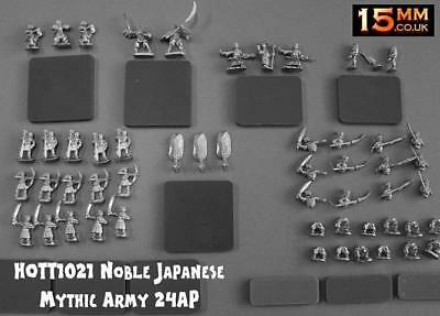 Alt Armies Hordes Things Mini 15mm Human Noble Japanese Mythic Army Pa Box MINT