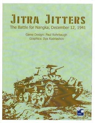 High Flying Wargame Jitra Jitters - The Battle for Nangka, December 12 Zip MINT