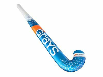 Grays Gr 10000 Dynabow Field Hockey Stick With Free Chamois Grip And Bag
