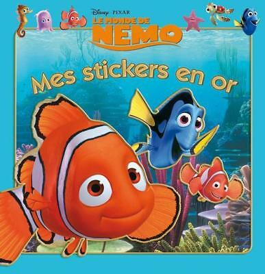 Némo   mes stickers en or Collectif Occasion Livre