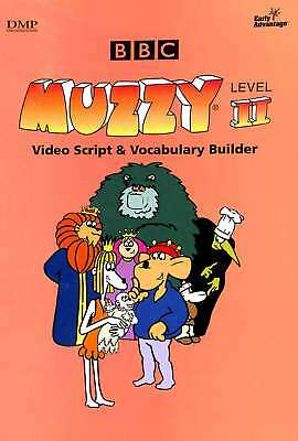 BBC MUZZY LEVEL II Multilingual Story Book Video Scripts & Vocabulary  Builder, B