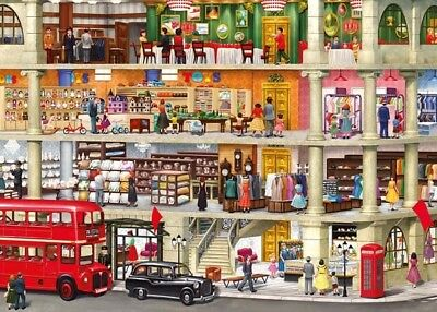 Gibson Retail Therapy - 1000pc Jigsaw Puzzle