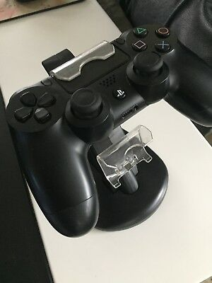 rapide Chargeur Station Double usb support pour PS4 Manette