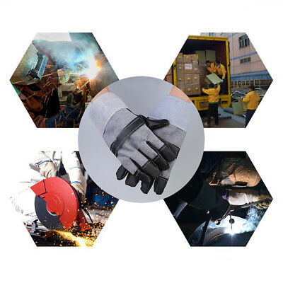 QA_ Cut Resistant Made with Kevlar Gloves Working Protective Safety Steel Army