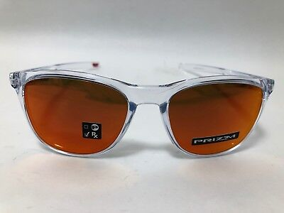 79854fa6d2a OAKLEY TRILLBE X Sunglasses POLISHED CLEAR PRIZM RUBY OO9340-1852 -  84.99