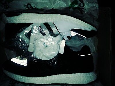 Concepts x adidas EQT Support CN 93/16 Black White Size 10.5 Boost S80560