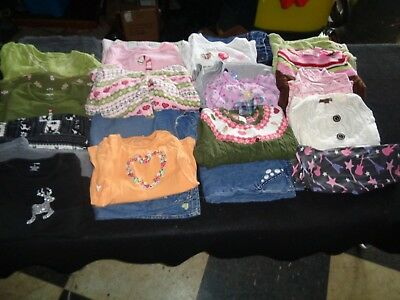Girls Clothing Lot 5-7 Mixed