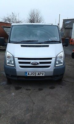 Ford Transit Trend 2.2 Tdci 59 Plate