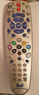 Used Bell Expressvu 5.4Ir Remote Control