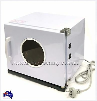 Mini Hot Towel Cabinet Warmer With UV Sanitizing Metal Cabinet Aussie Sale