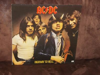 Vinyl-LP: AC/DC - Highway To Hell (1979) [Incl. Touch Too Much]