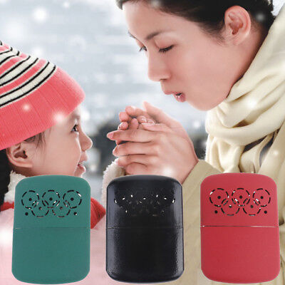 Radom Color Portable Pocket Hand Warmer Indoor Outdoor Handy Warmer Heater *tr