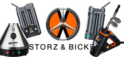 All Storz & Bickel Vaporizer Crafty, Mighty, Volcano, Plenty LATEST UPDATE 2019