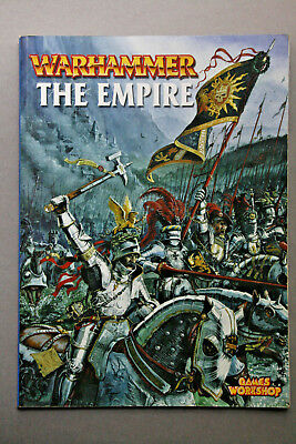 The Empire, a 6th ed Army Book for Warhammer Fantasy Battles