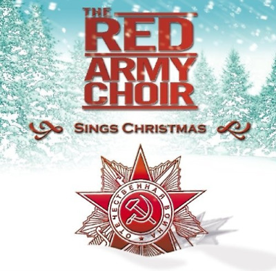 The Red Army Choir Sings Christmas (UK IMPORT) CD NEW