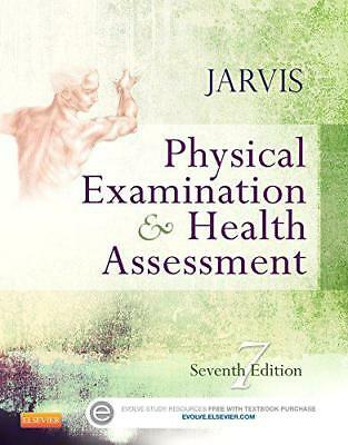 Physical Examination and Health Assessment, 7e by Jarvis PhD APN CNP, Carolyn