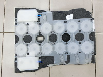Massage system seat Right Rear for BMW F01 F02 730d 08-12 9165797