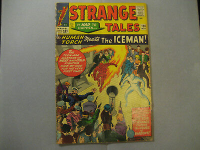 Strange Tales #120 (1964, Marvel) Lower Grade