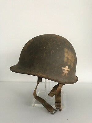 Casque para us M1 attaches mobiles helmet helm stahlhelm