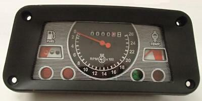 INSTRUMENT GAUGE CLUSTER Ford 2600 3600 4100 4110 4600 5600 ... on ford instrument cluster pinout diagram, mercedes instrument cluster wiring diagram, 1991 mustang wiring diagram, ford instrument cluster voltage regulator, ford e-150 wiring-diagram, audi instrument cluster wiring diagram, 1965 mustang instrument cluster wiring diagram, ford instrument cluster lights, 1988 mustang gt fuel pump wiring diagram, jeep tj instrument cluster wiring diagram, 1997 f150 stereo wiring diagram,