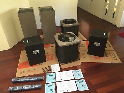 Excel Air Stealth Series 2 Ton Triple Split No Noise AC System Air Conditioner