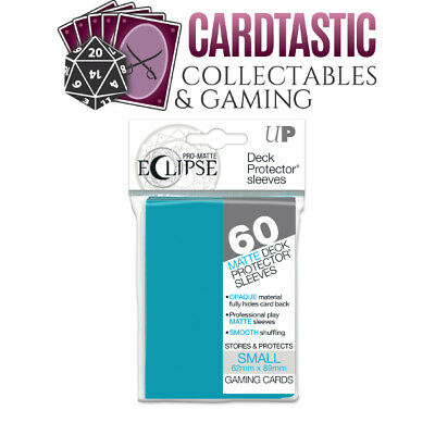 Ultra Pro Pro-Matte Eclipse Sleeves Small 60ct Sky Blue