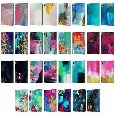 OFFICIAL MAI AUTUMN ABSTRACT LEATHER BOOK WALLET CASE COVER FOR APPLE iPAD