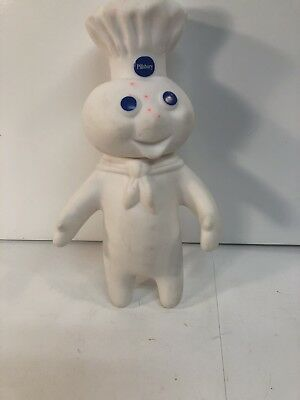 "1971 Pillsbury Doughboy 7"" Doll, Head Swivels"