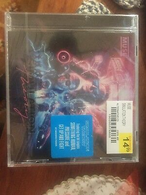 Muse CD 2018 Simulation Theory  Physical Factory Sealed Album BRAND NEW