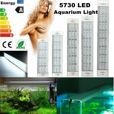 Chihiros A-Series 12-39W 20-60cm LED Lampe Eclairage Aquarium Poisson Blanc FR